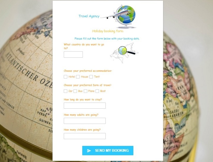 How To Build A Great Booking Form With A WP Form Plugin