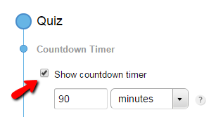 WordPress Quiz with Countdown Timer - CaptainForm WordPress Form Builder Plugin