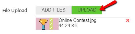 Multiple Files Upload - WordPress Form Plugin