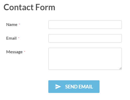 How To Add a Contact Form in WordPress