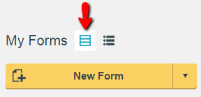 managing wp forms in groups