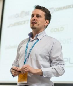 Peter Nemcok, founder of WP.sk, WordPress enabler at Webikon and WordCamp Mentor