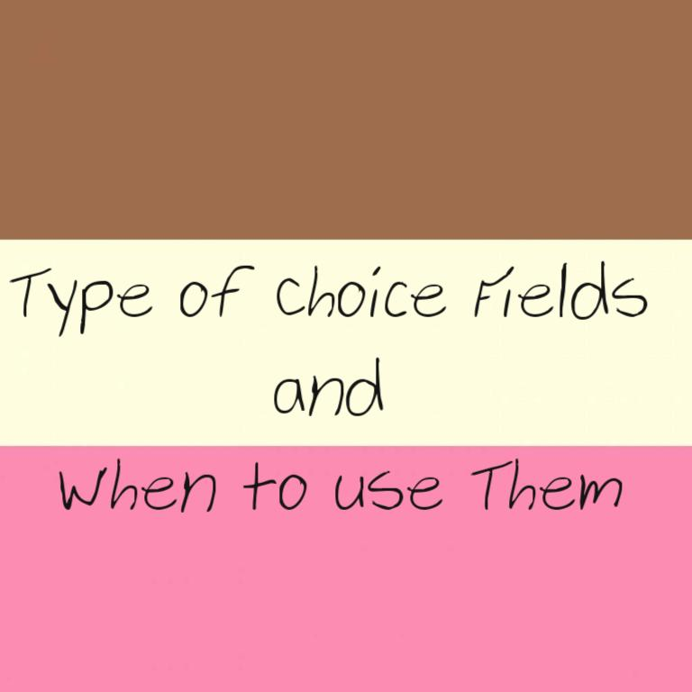CaptainForm_Type_Of_Choice_Fields_and_When_to_Use_Them_featured