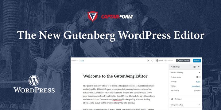 new-gutenberg-wordpress-editor
