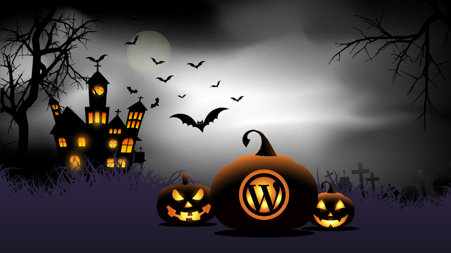 halloween-wordpress